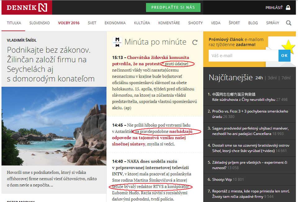 Zdroj: screenshot dennikn.sk