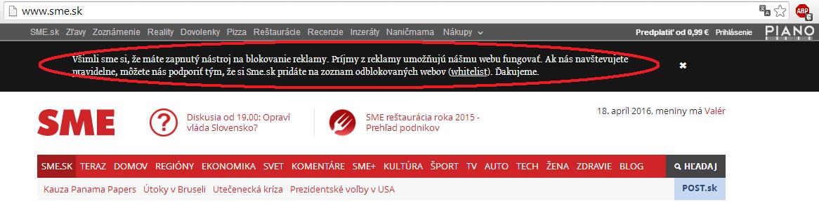 Zdroj: sme.sk